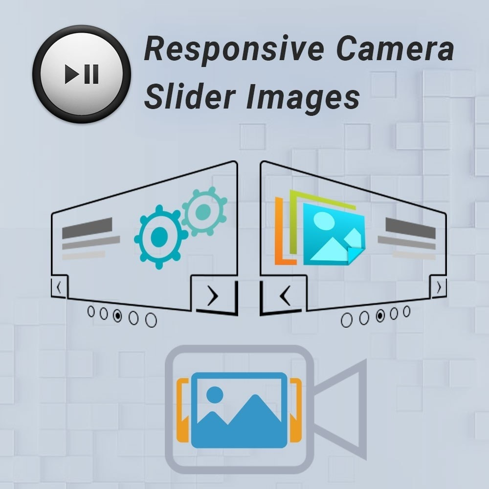 module - Sliders & Galleries - Awesome Camera Slider Images - 1