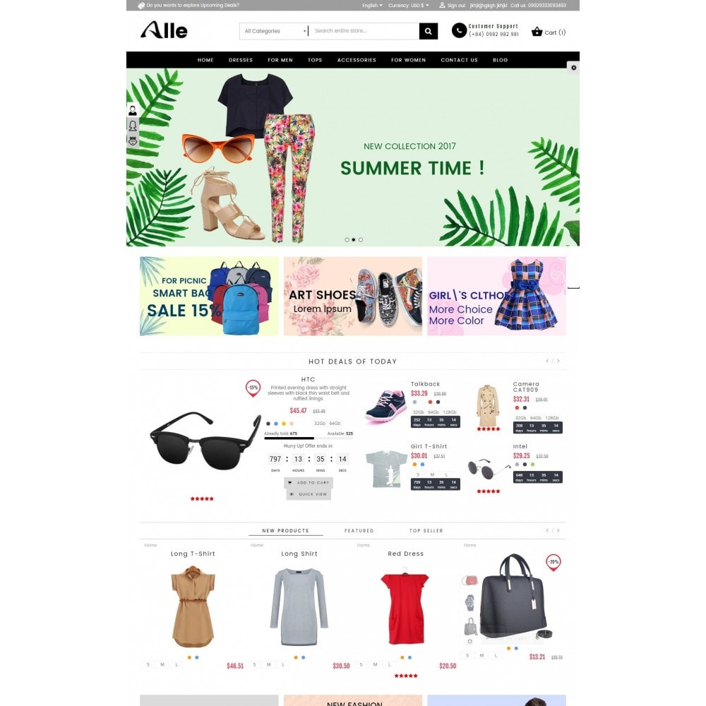 theme - Mode & Chaussures - Alle Fashion Center - 2