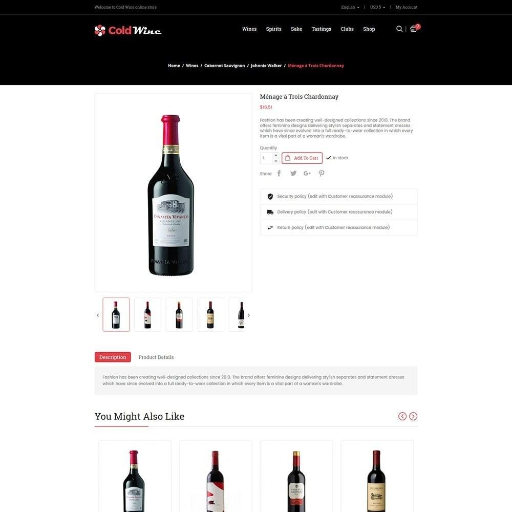 theme - Boissons & Tabac - Coldwine - Wine Store - 5