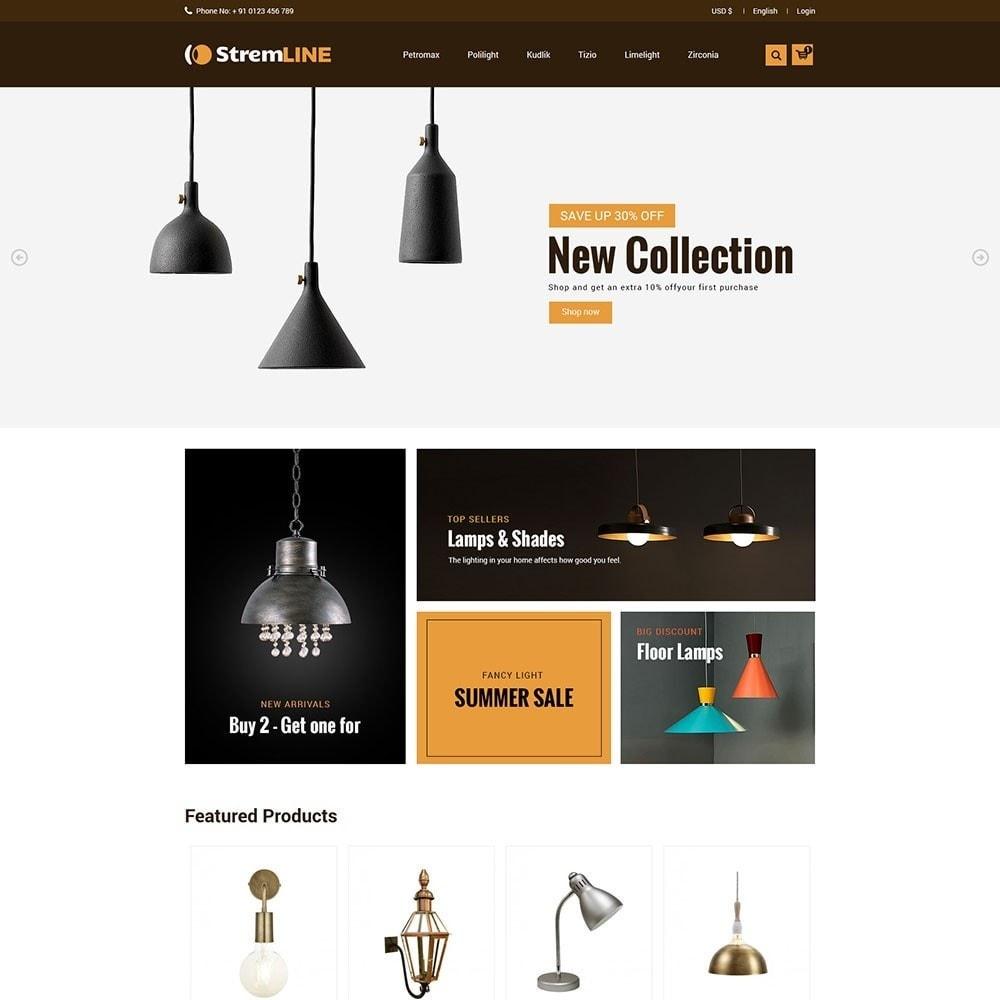 Steamlight - Light Store