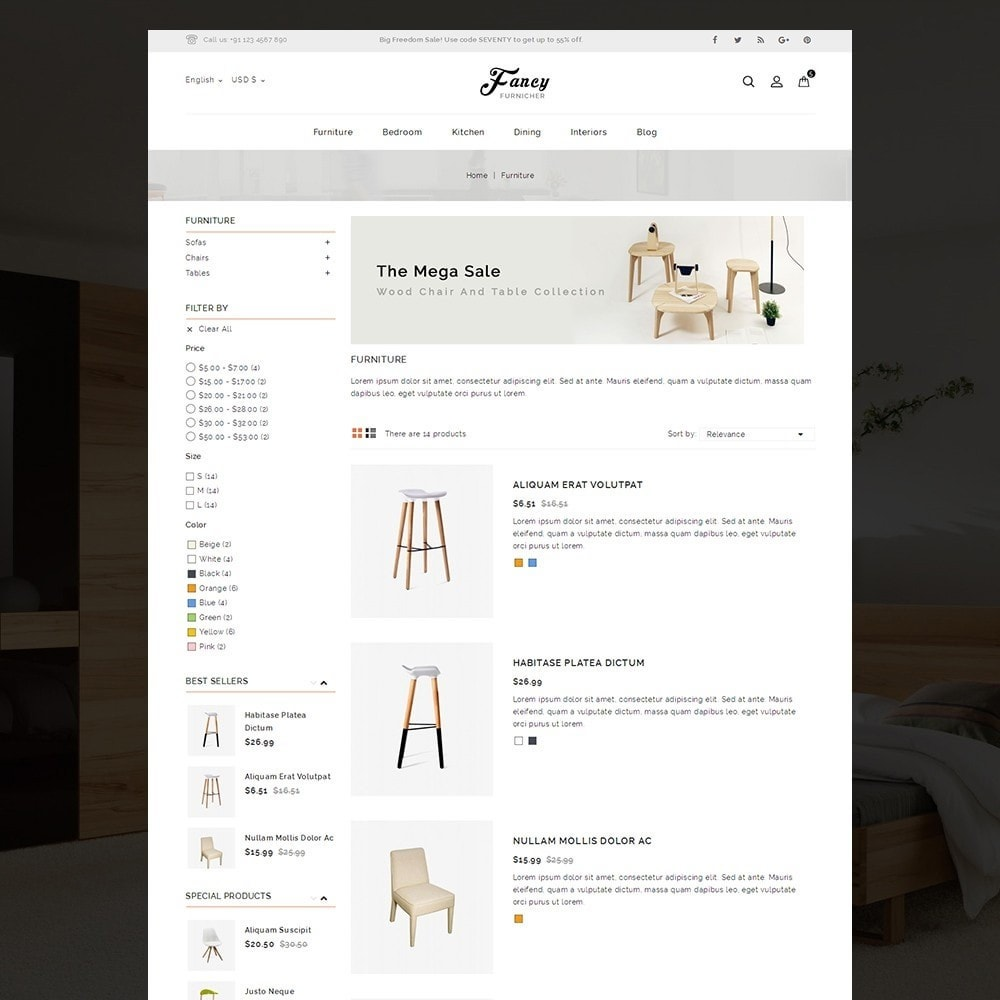theme - Huis & Buitenleven - Fancy Furniture Online Store - 5