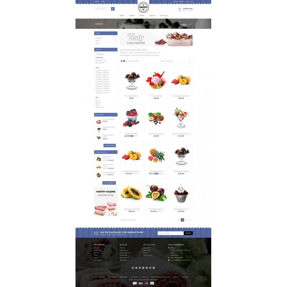 Online Bakery Store