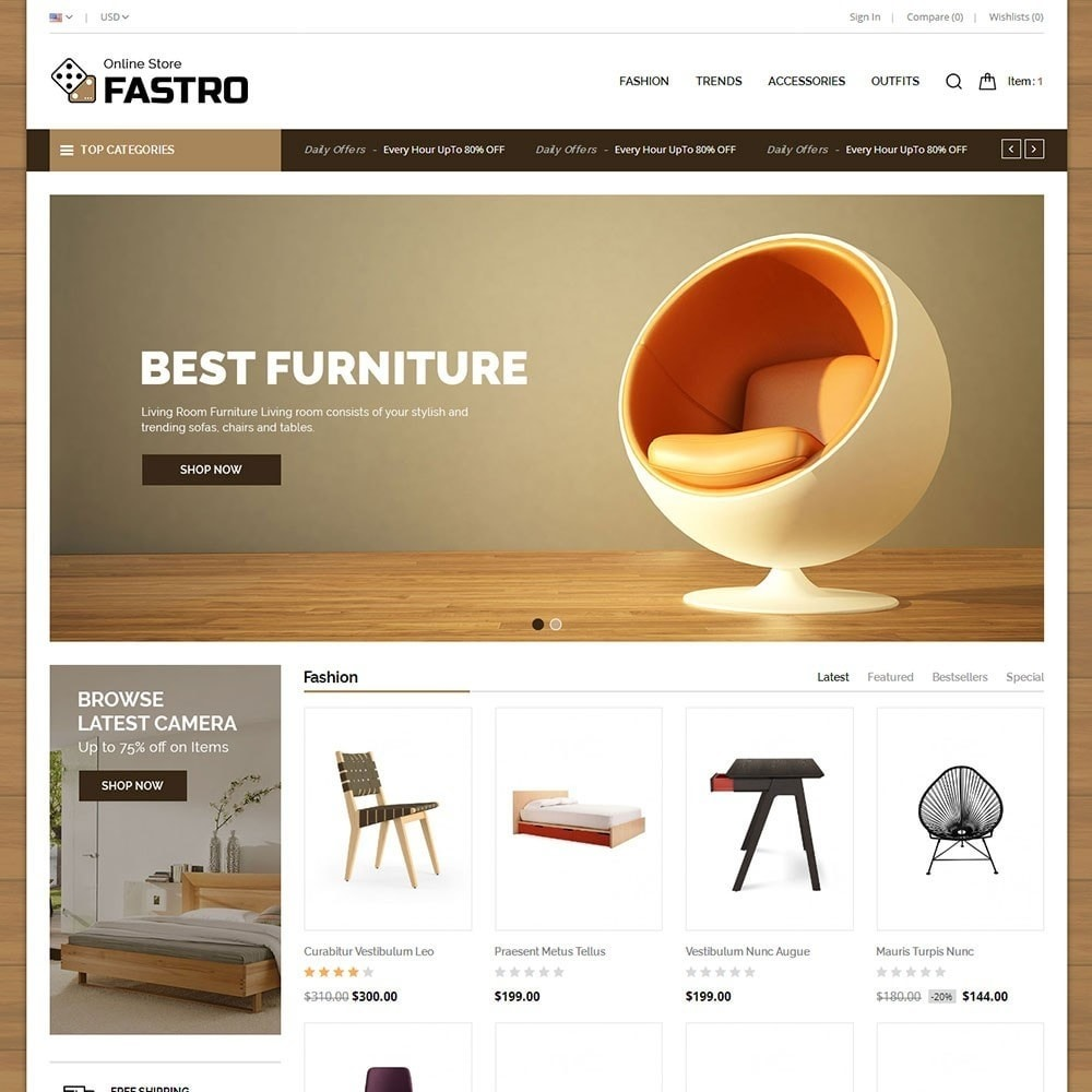 Fastro Furniture Shop