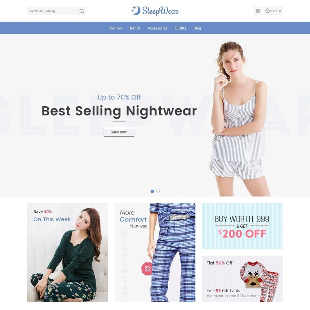 Sleep Wear Store