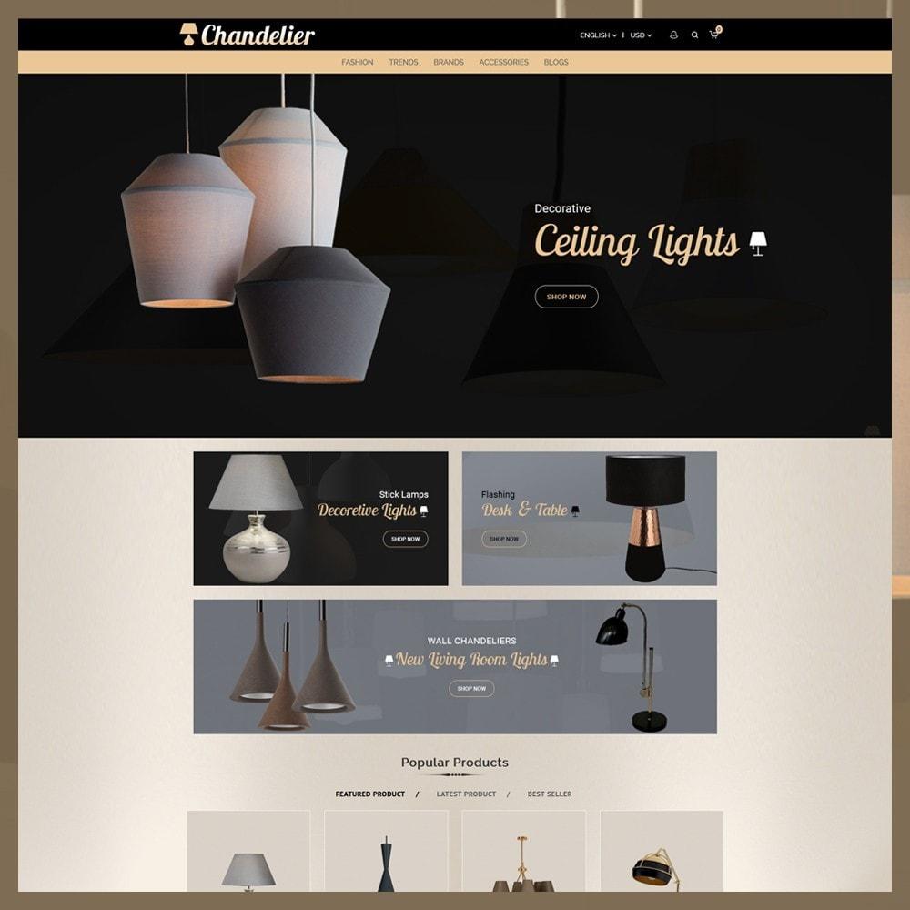 theme - Casa & Giardino - Chandelier Store - 2