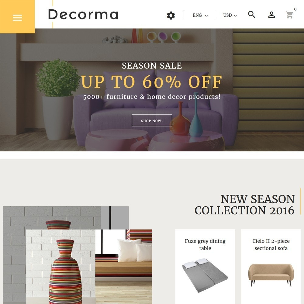 Decorma - magasin de meubles