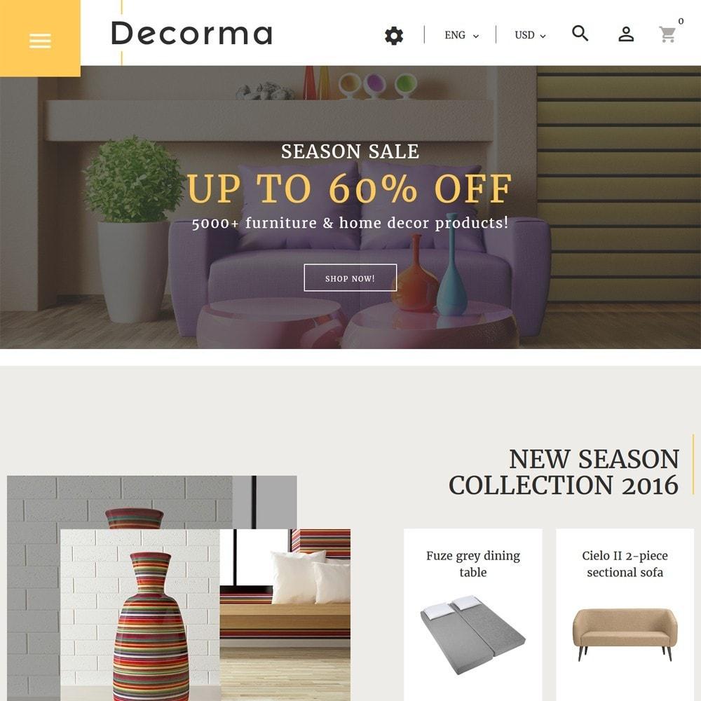 Decorma - magasin de meubles