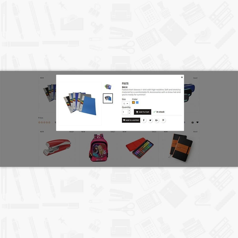 theme - Deportes, Actividades y Viajes - MutiStationery - The Best Stationary Store - 7