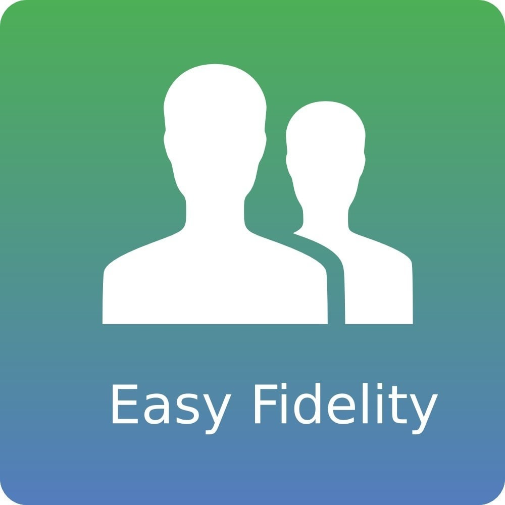 module - Customer Administration - Easy Fidelity - 1