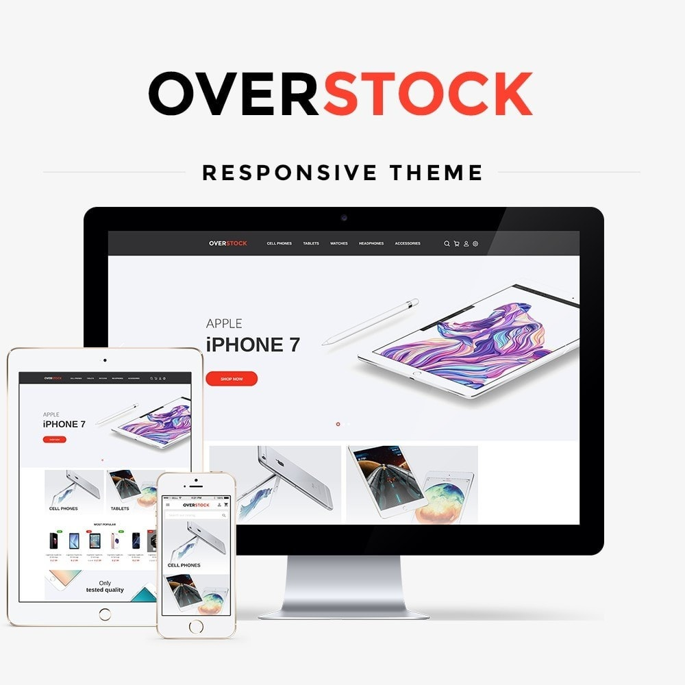Overstock - High-tech Shop