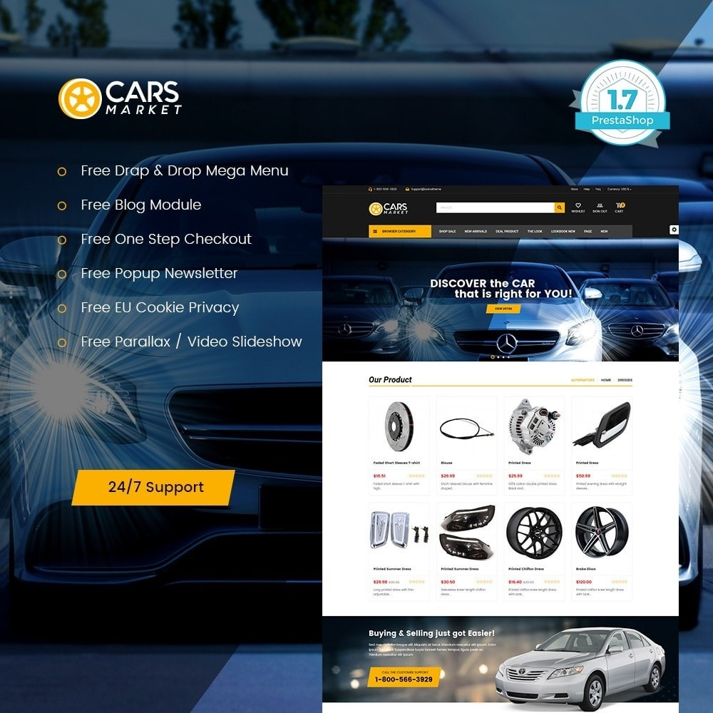 Carpart Automobile Store