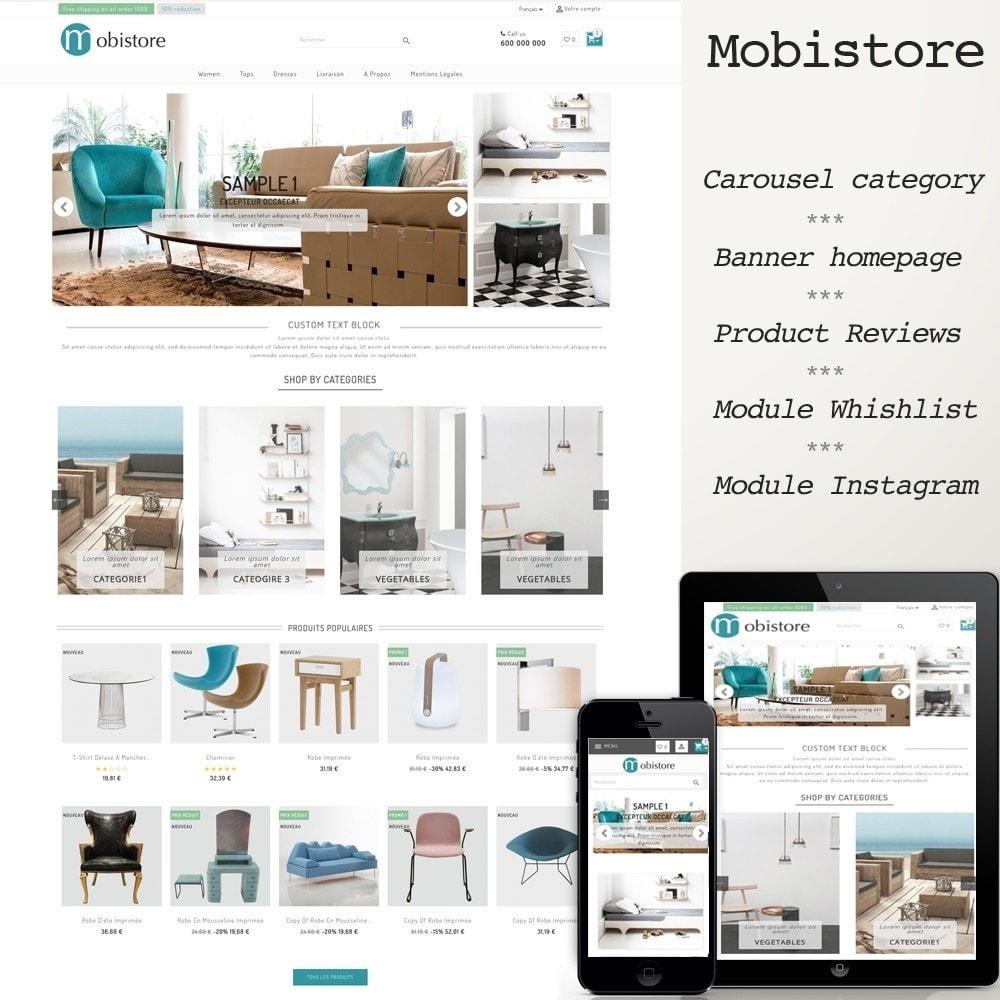 theme - Дом и сад - Mobistore - 1