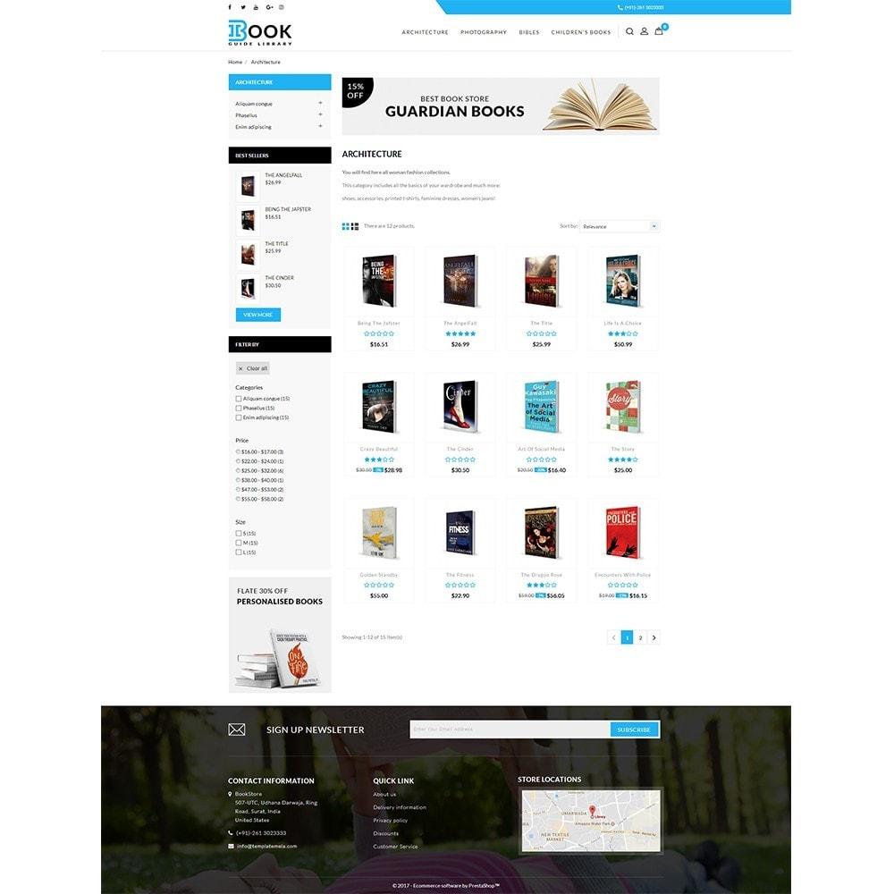 theme - Kunst & Cultuur - Book Store - 3