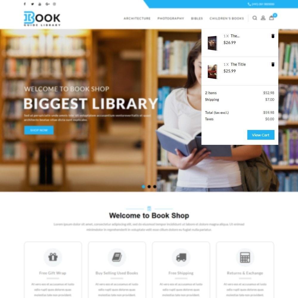 theme - Kunst & Cultuur - Book Store - 8