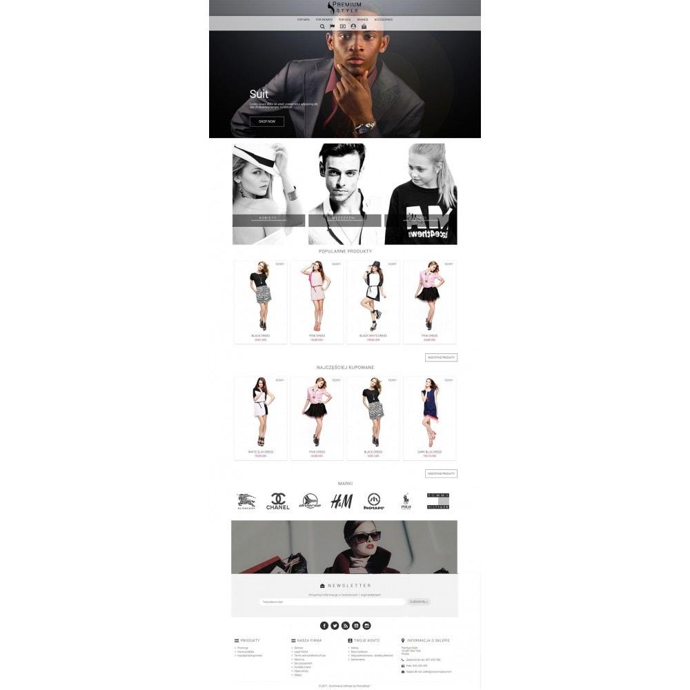 theme - Mode & Schuhe - Premium Style 3 in 1 - 3
