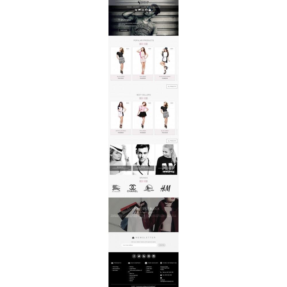 theme - Мода и обувь - Premium Style 3 in 1 - 6