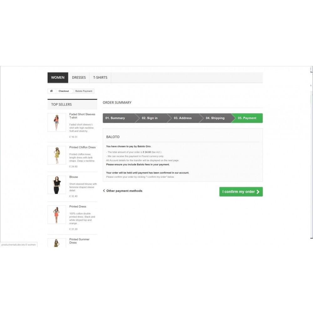 module - Betaling per Factuur - Baloto Payment Module - 8