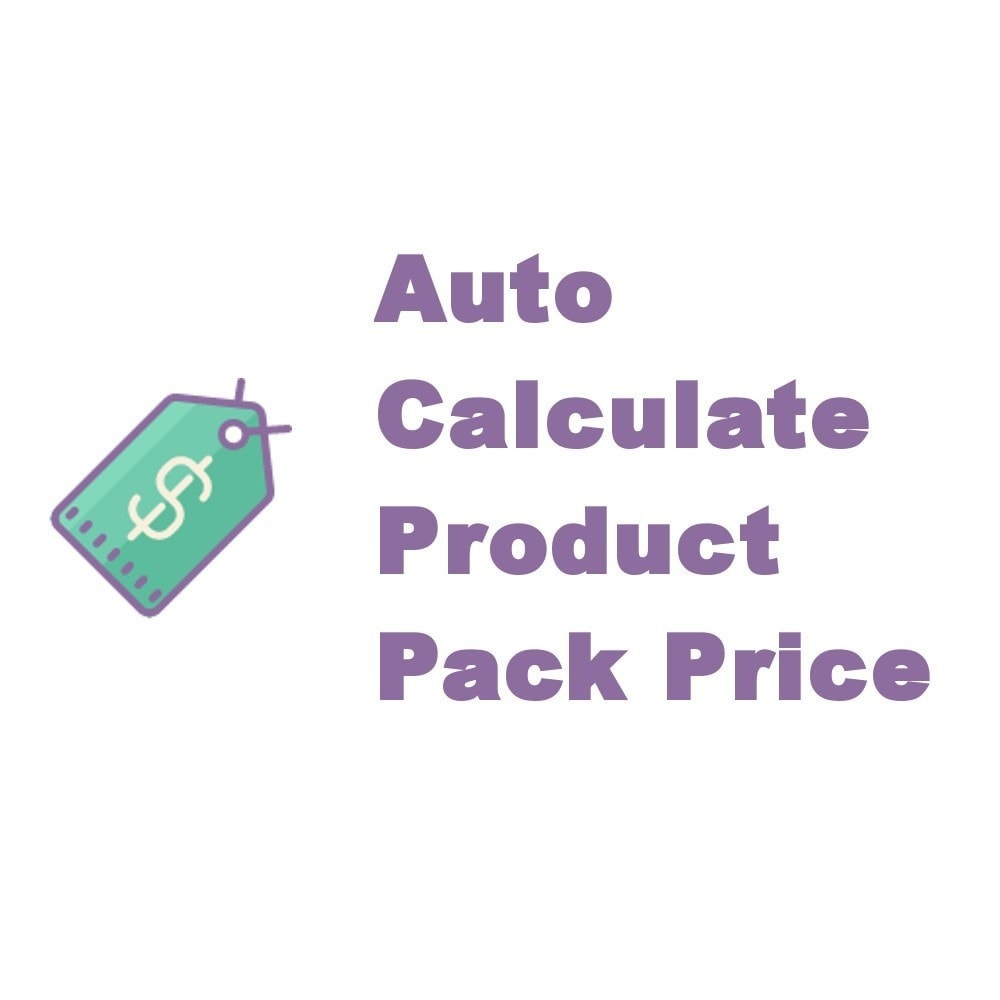 module - Kruisverkoop & Pakketaanbiedingen - Auto Calculate Product Pack Price - 1