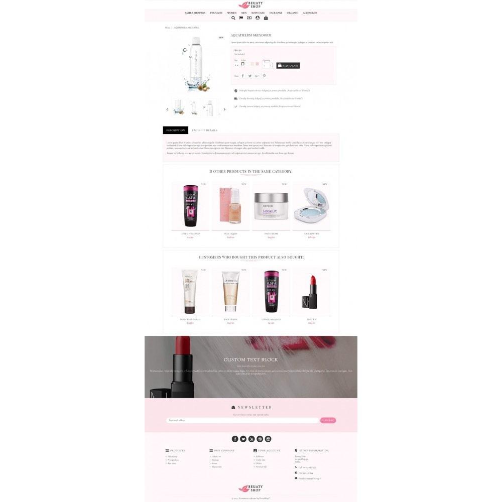 theme - Zdrowie & Uroda - Beauty Shop - 3
