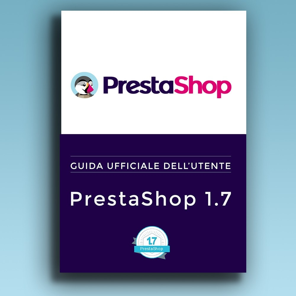 other - Guia do usuário - PrestaShop 1.7 User Guide (Italian version) - 1