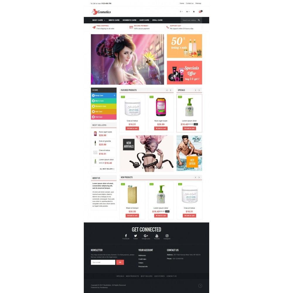 theme - Gezondheid & Schoonheid - VP_Cosmetics Store - 2