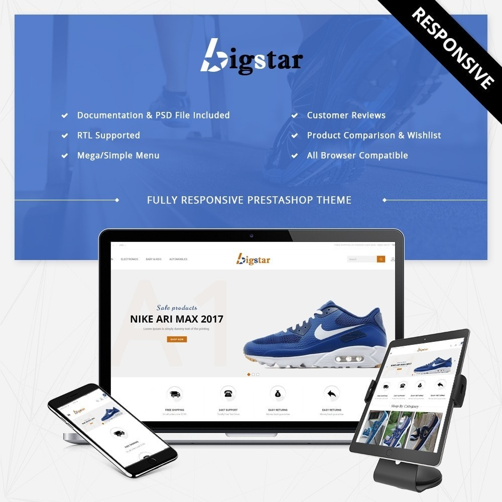 Bigstar Shoes Store