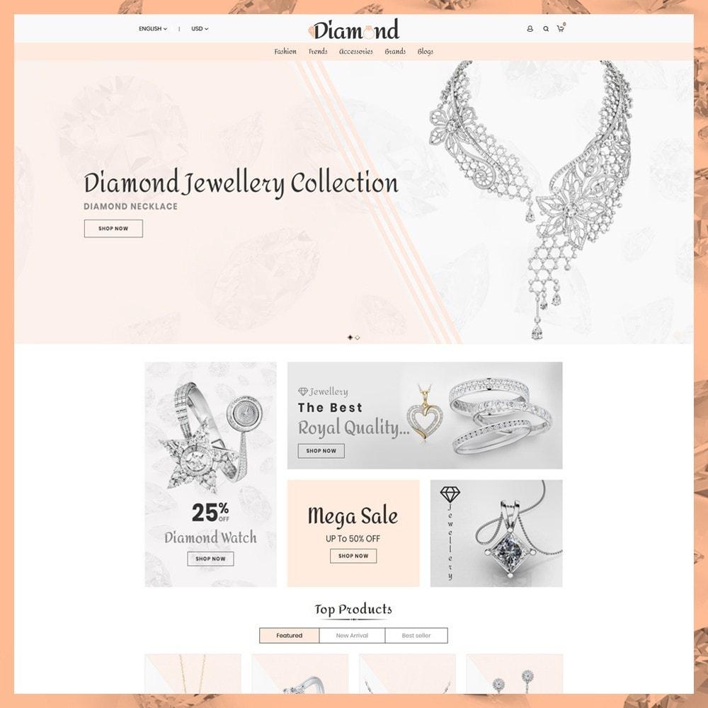 theme - Bijoux & Accessoires - Diamond Jewellery - 2