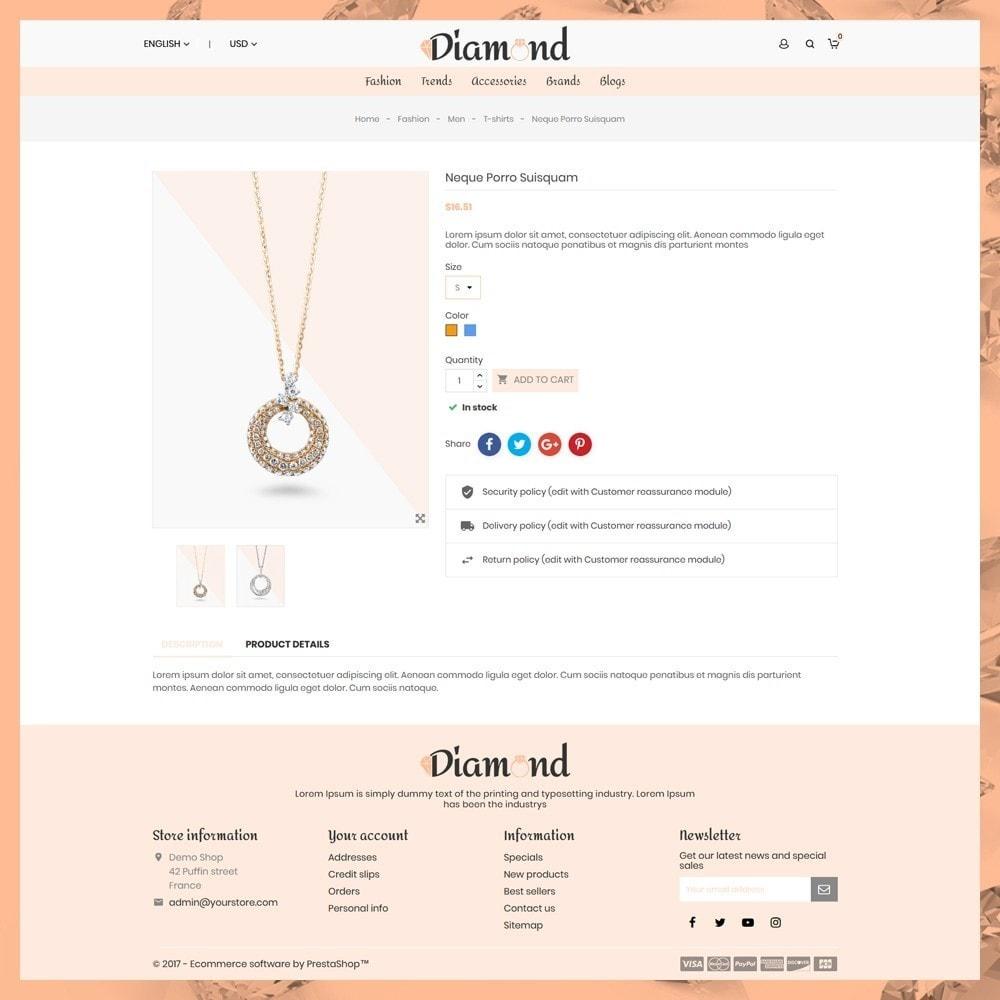 theme - Bellezza & Gioielli - Diamond Jewellery - 6