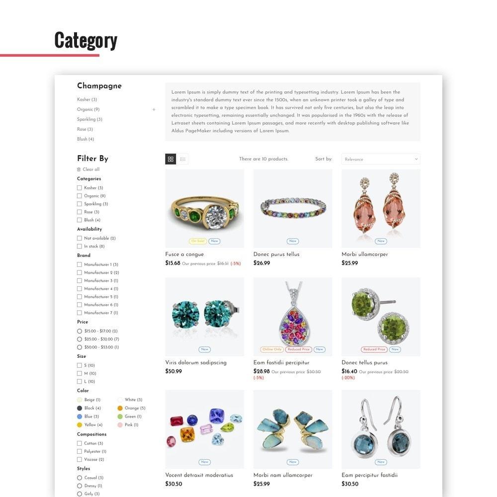 theme - Jewelry & Accessories - Leo Citrine - 4