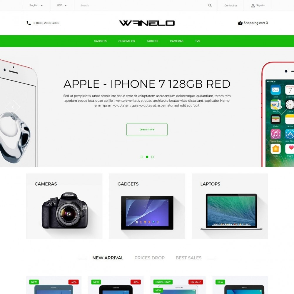 Wanelo - High-tech Shop