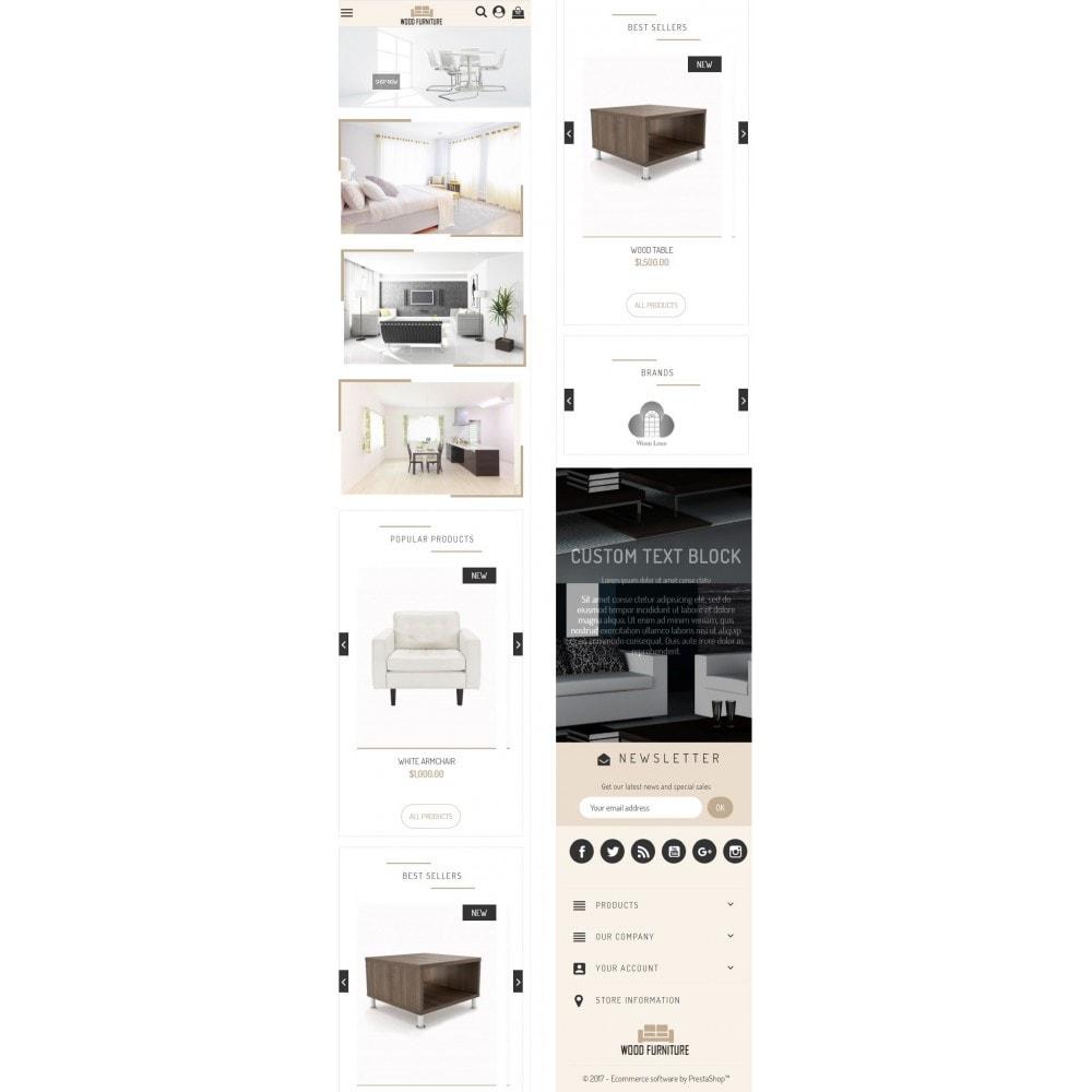 theme - Dom & Ogród - Wood Furnniture Store - 7