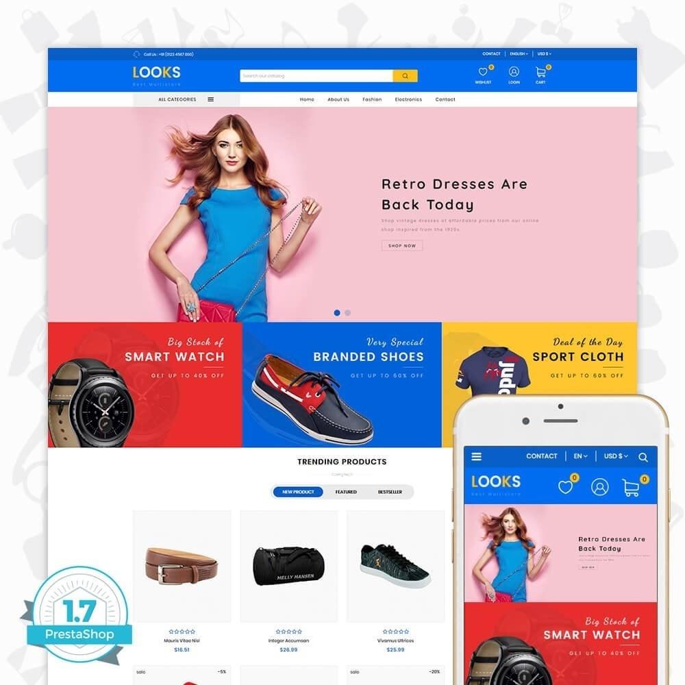 theme - Mode & Schuhe - LOOKS - The Best Fashion Multistore - 1