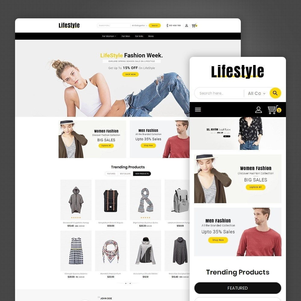 Life Style Fashion Store