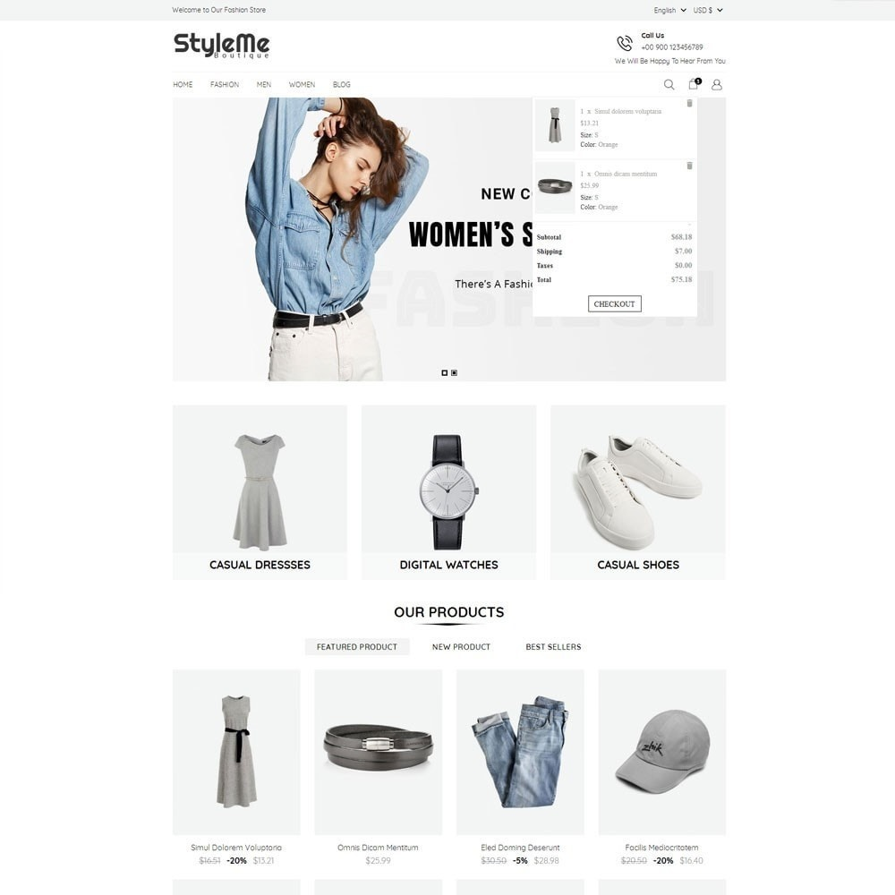 StyleMe Boutique