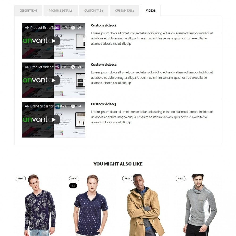 theme - Moda & Calzature - Blacksword Men's Wear - 9