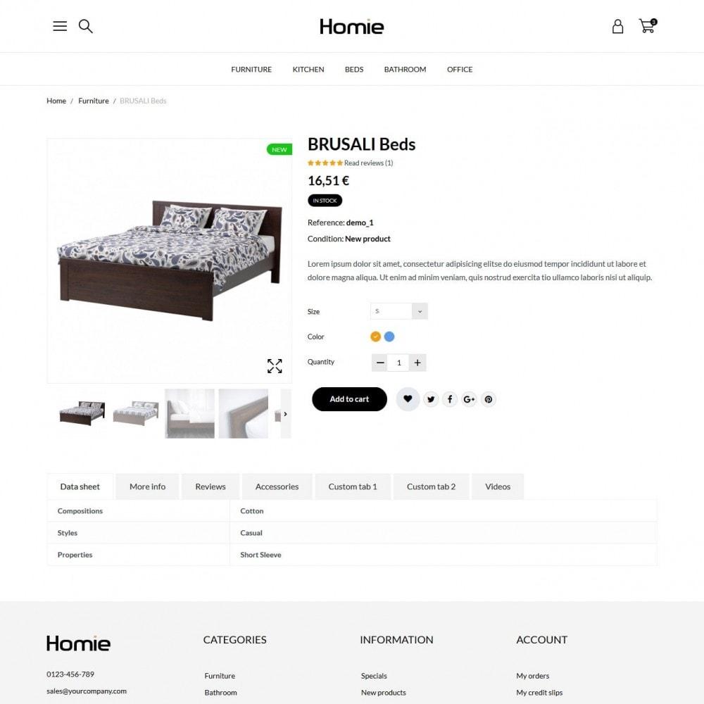 theme - Home & Garden - Homie - 6