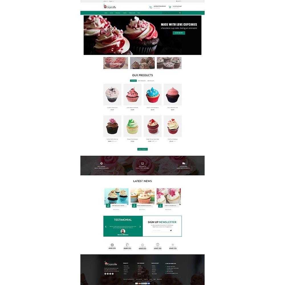 Cupcake Cake Shop