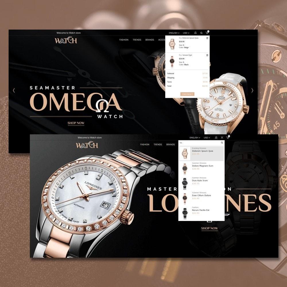 theme - Ювелирные изделия и Аксессуары - Amora Watch Shop - 3