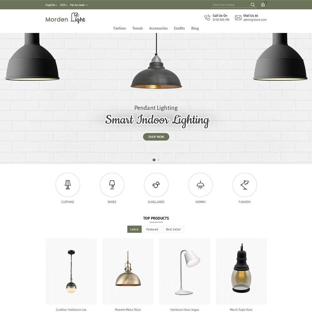 Morden Light Store