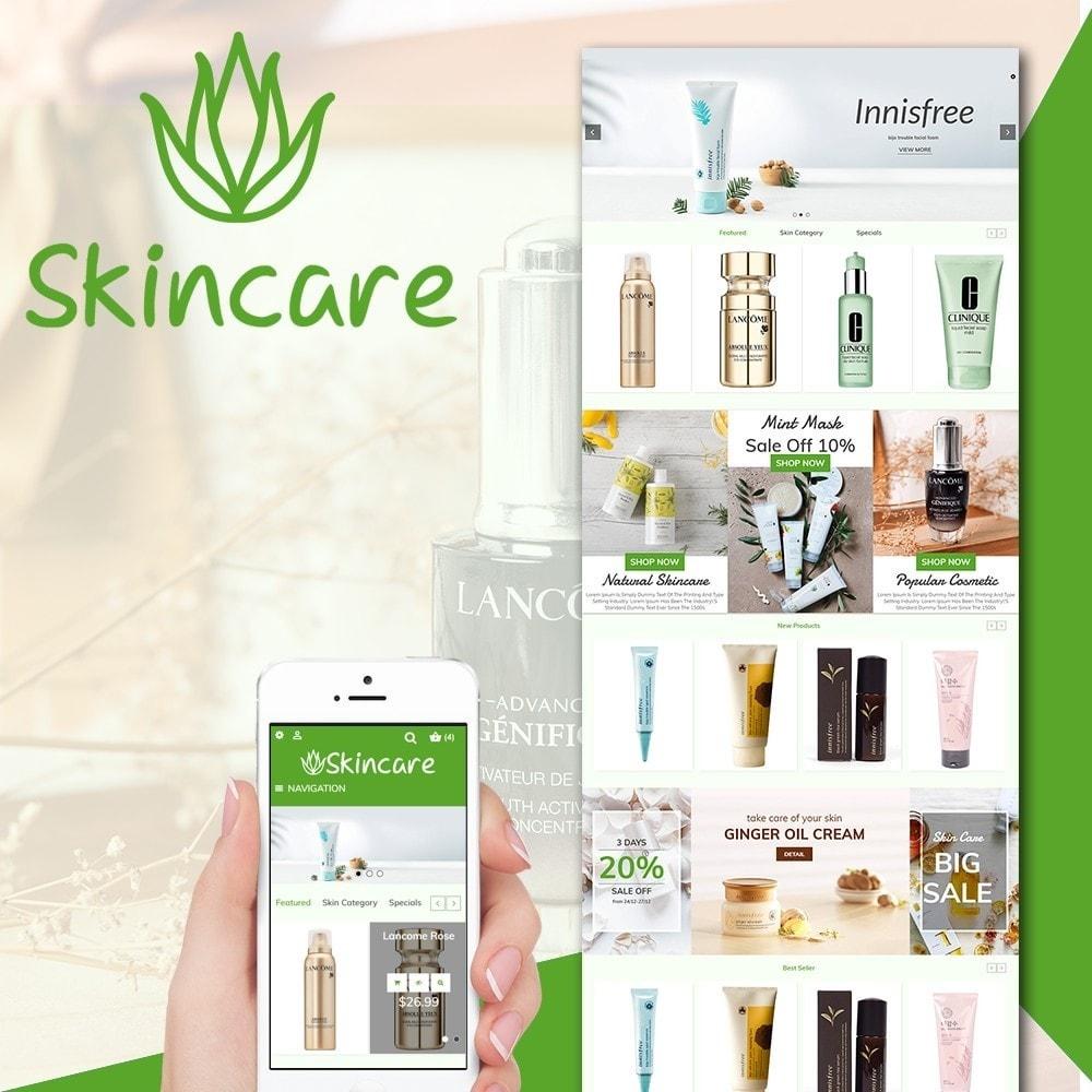 theme - Salute & Bellezza - SkinCare - Bio Medical Store - 1