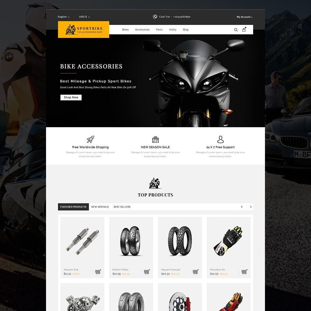 Sports Bike Auto Store