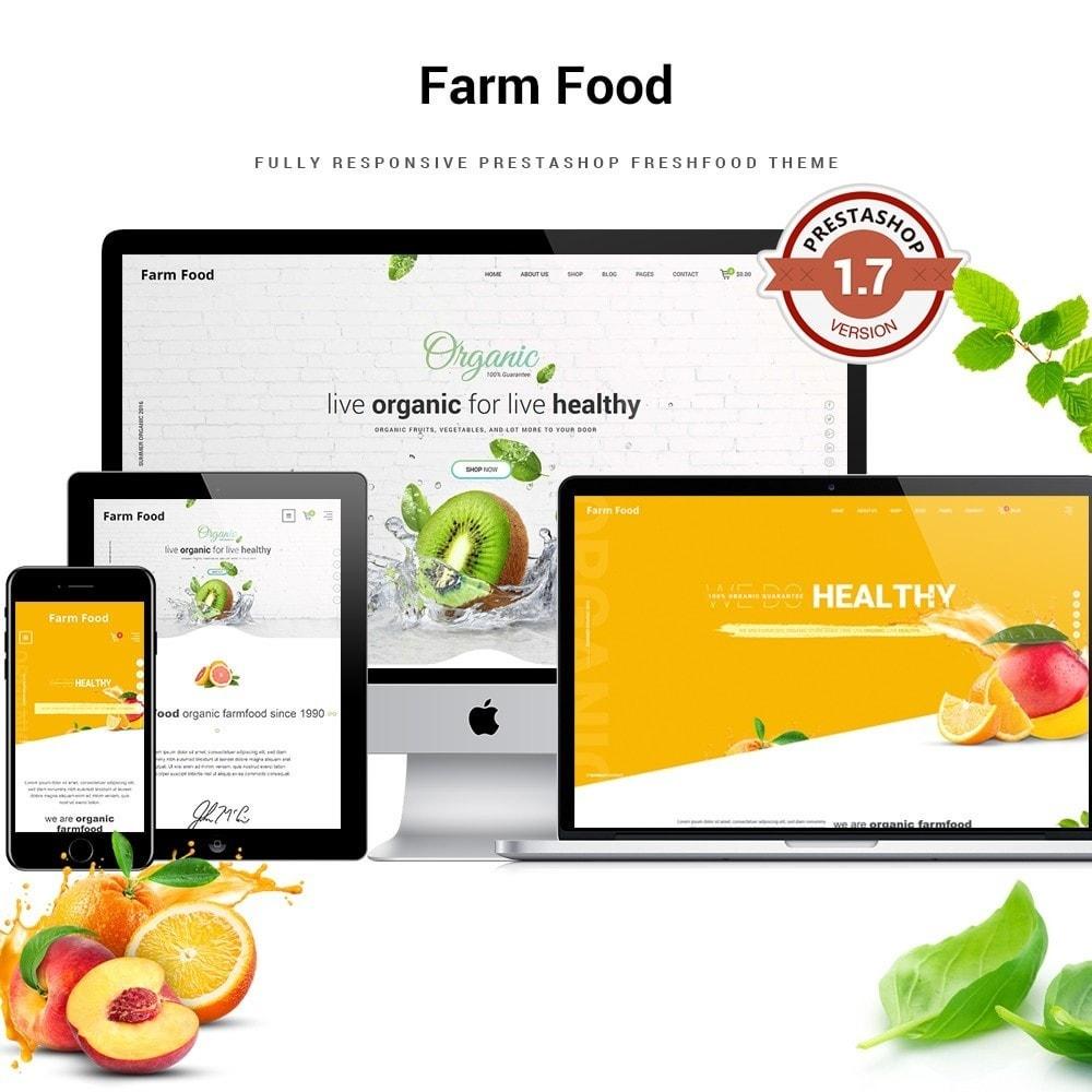 theme - Gastronomía y Restauración - JMS FarmFood 1.7 - 1