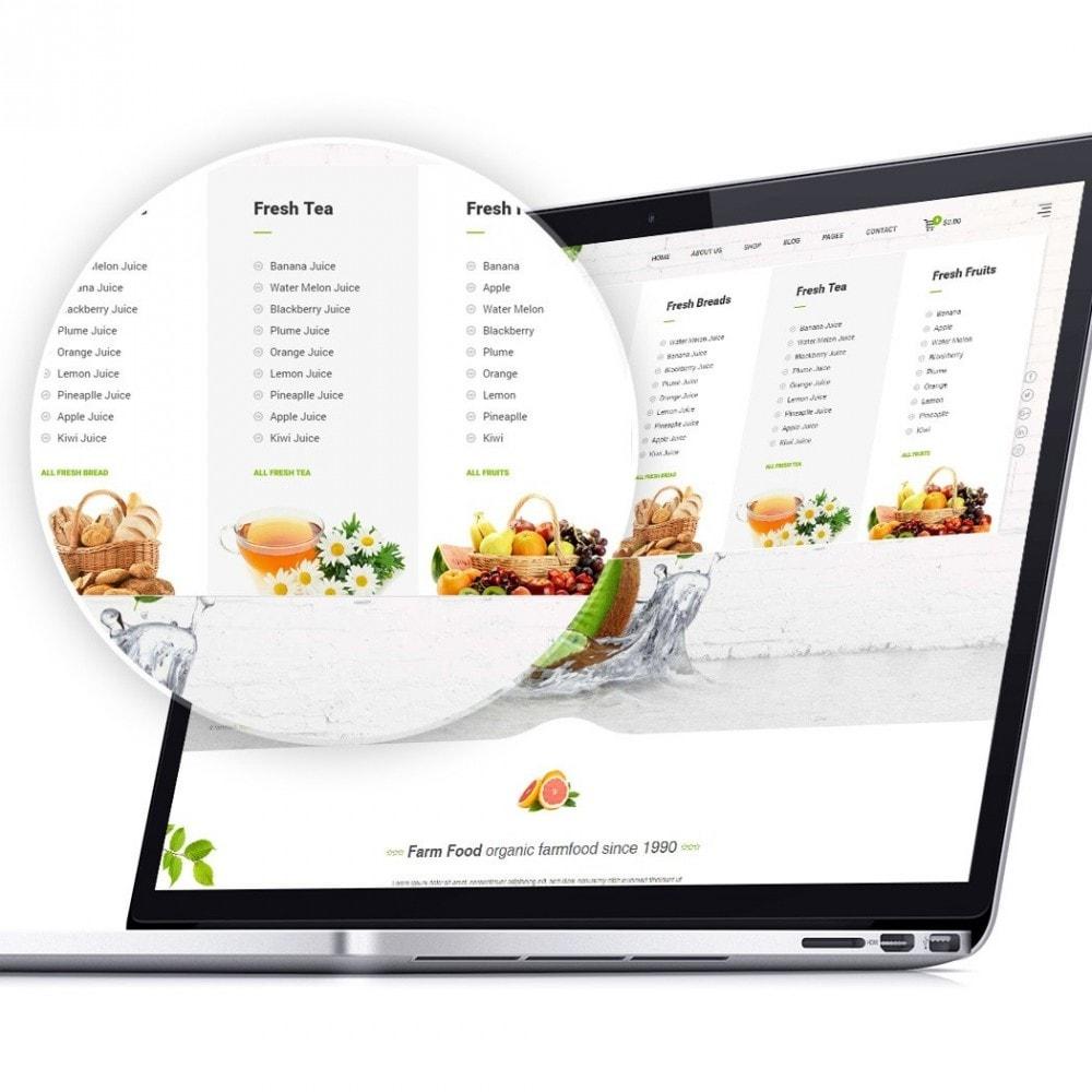 theme - Gastronomía y Restauración - JMS FarmFood 1.7 - 4