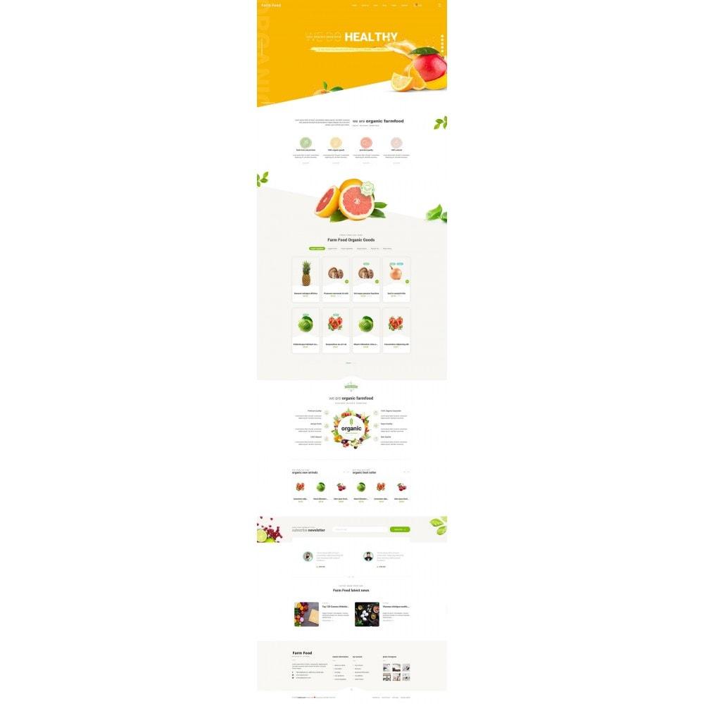 theme - Gastronomía y Restauración - JMS FarmFood 1.7 - 6
