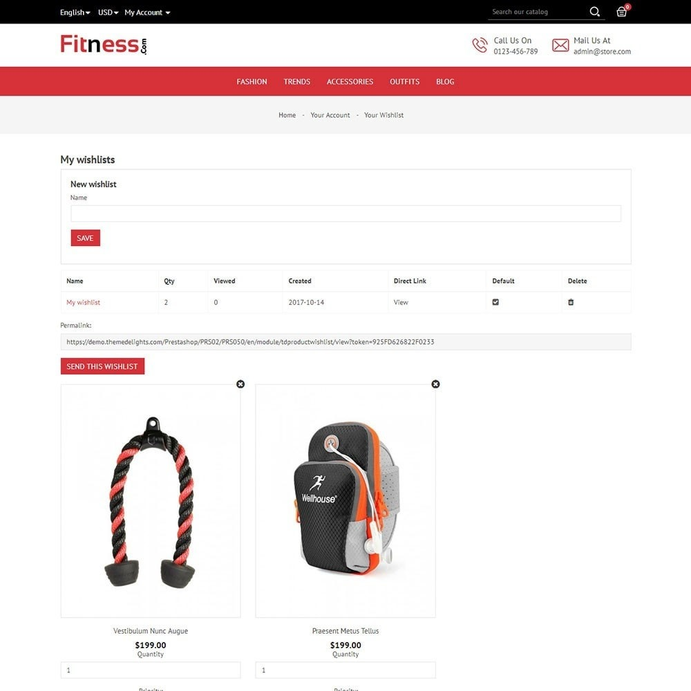 theme - Sport, Loisirs & Voyage - Fitness Store - 8