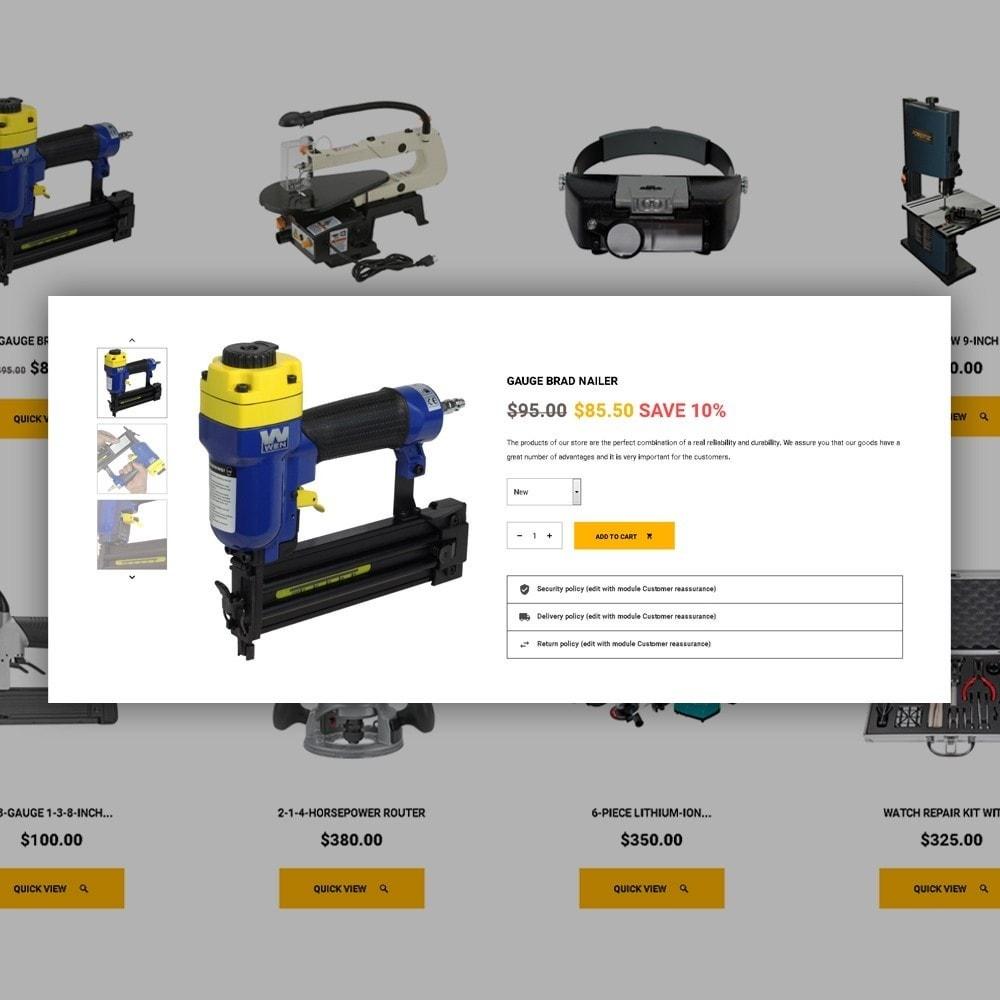 theme - Maison & Jardin - Alistaco - Magasin d'outils et d'équipements - 5