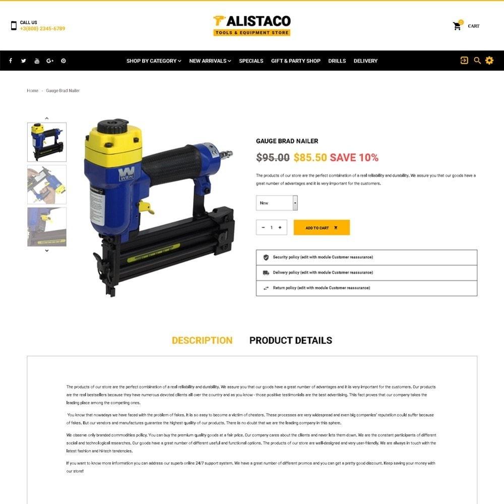 theme - Дом и сад - Alistaco - продажа инструментов и оборудования - 3