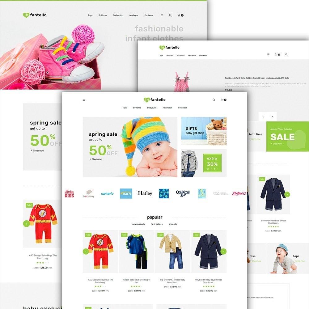 theme - Hogar y Jardín - Infantello - de Tienda de Productos para Bebés - 2