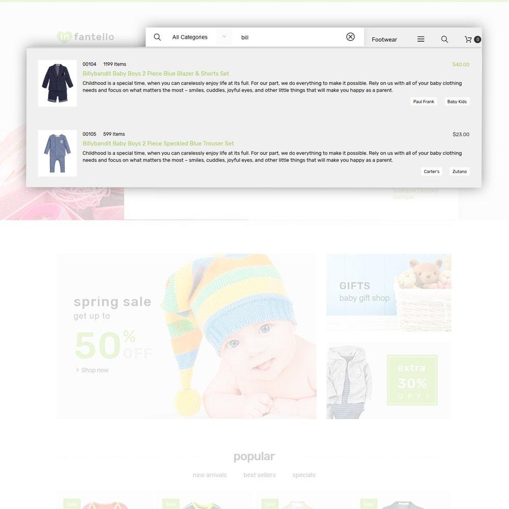 theme - Hogar y Jardín - Infantello - de Tienda de Productos para Bebés - 5