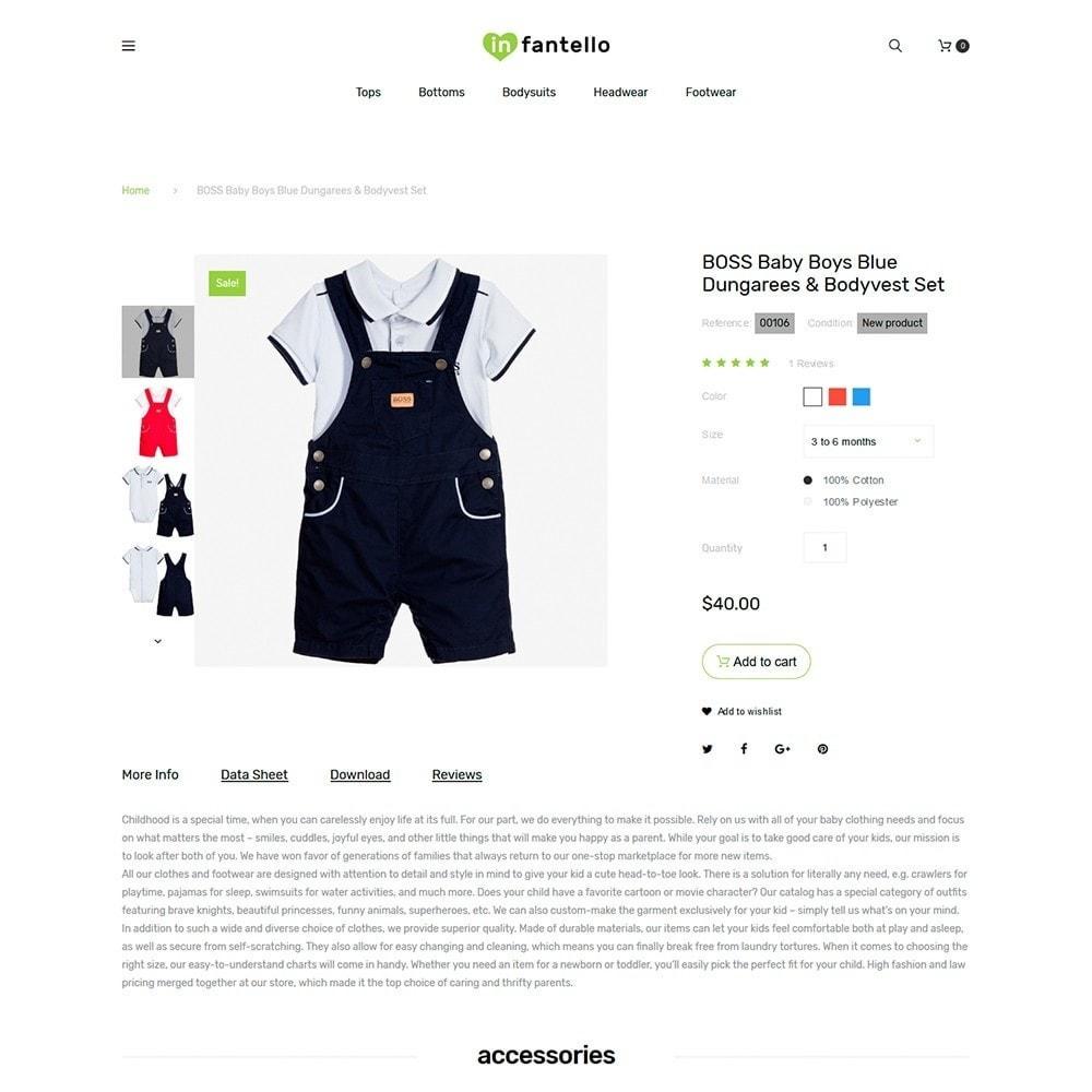 Infantello - Negozio di Vestiti per bambini